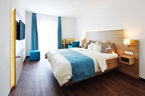 King-Size Zimmer, Doppelzimmer