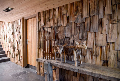 Am nagement int rieur et d coration du chalet chalet for Amenagement interieur chalet