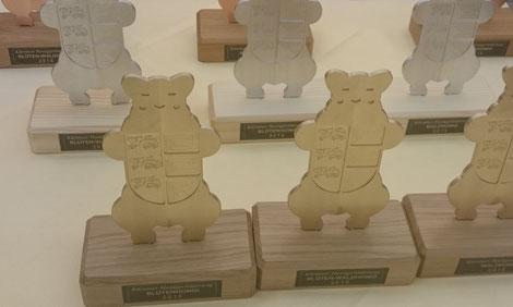 Die Spannung steigt - Medaillen und Bären in Gold, Silber und Bronze für Kärntner Qualitätshonige