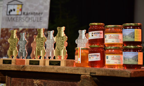 Achtung: Einsendeschluss für die Honigprämierung ist der 31. August 2018!