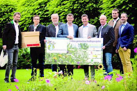 Die Bienenschutz-Kooperationspartner zum Wohle unserer Bienen und Insekten