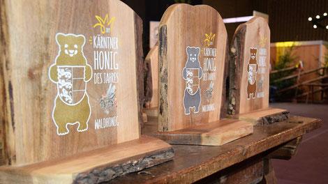Die Kärntner Honigprämierung findet heuer leider unter Ausschluss der Öffentlichkeit statt