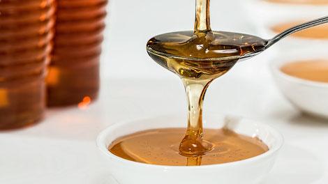 Weitergabe von Wissen über die vielseitigen Anwendungsmöglichkeiten von Honig und Co.