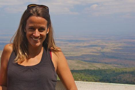 Alexandra Katzer - Expertin für maßgeschneiderte Afrika Reisen und Safaris