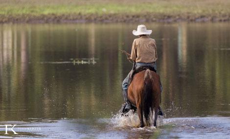 photo pferd costa rica florian kuster reiten sabanero