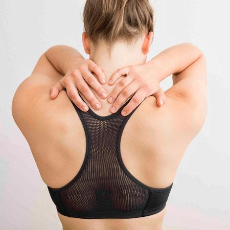 Rolfing bei Schulter- und Nackenverspannungen