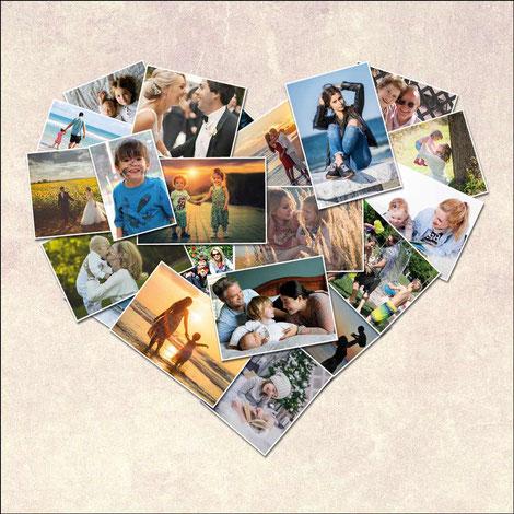 Foto idee, #fotoidee, regalo festa della mamma, San Valentino,  Anniversario