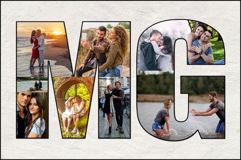 Idea regalo per il proprio partner, poster regalo per anniversario, poster regalo per San Valentino