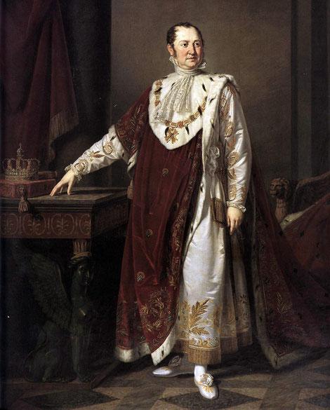 bsonders BAYERISCH Personen_König Max I. Joseph von Bayern