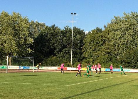 TSV Heiligenrode Dynamo Windrad