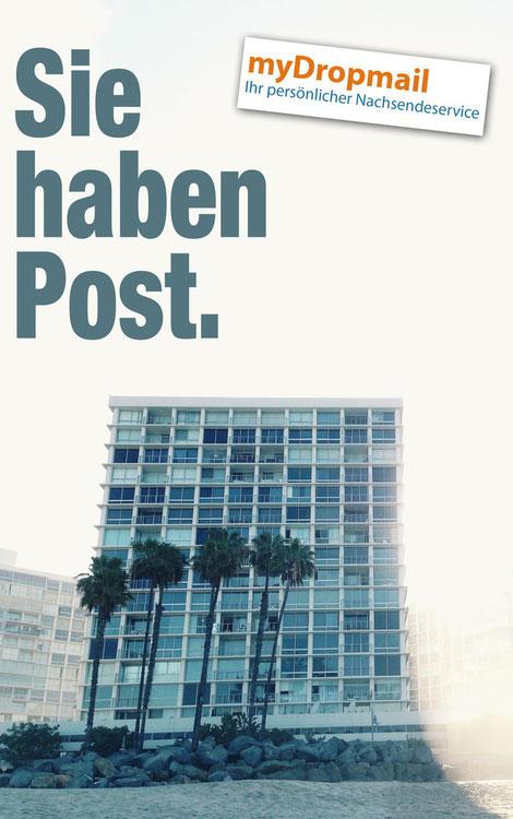 Post nachsenden Post digitalisieren Post im Urlaub bei Abwesenheit Kur Krankheit