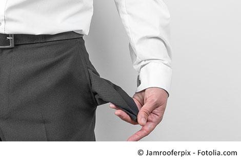 Zahlungsunfähigkeit GmbH