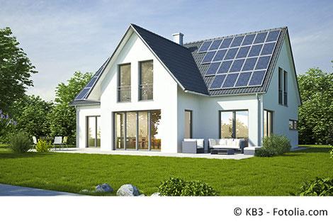 Steuern Photovoltaikanlage