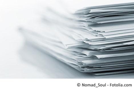 Papierbelege
