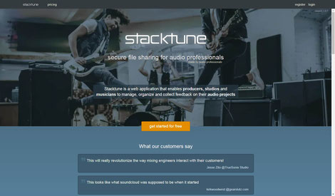best audio file sharing sites - stacktune