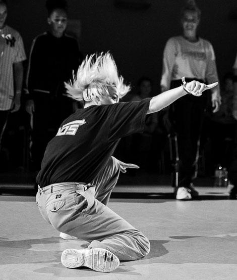 Breakdance Freiburg Tanzen in Freiburg