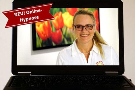 Online-Hypnose bietet die Möglichkeit der Hypnosetherapie über Internet