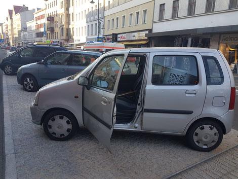 Autotür öffnen in Berlin