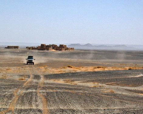 Hammanda du Guir, Offroad - Reise Marokko