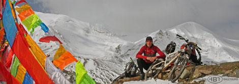 Mit dem Mountainbike im Himalaya - Reisen mit Himalaya Biketours