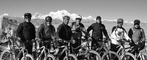 Radreisen im Himalaja mit Himalaya Biketouren