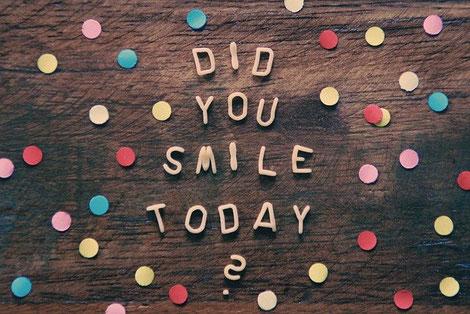 Lächle und die Welt lächelt zurück, Christine Meyer, Consulting & Coaching
