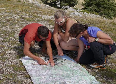 Journée survie douce dans les Pyrénées