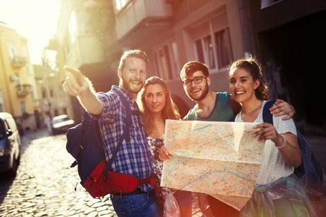 Sprachreisen und Sprachaufenthalte weltweit, Lingua Net Sprachaufenthalte Zürich