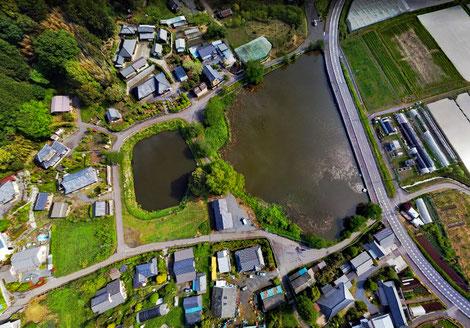 2021年5月3日撮影 山根池