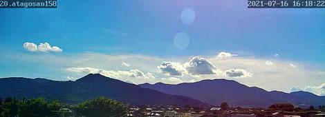 20210716 いわま愛宕山