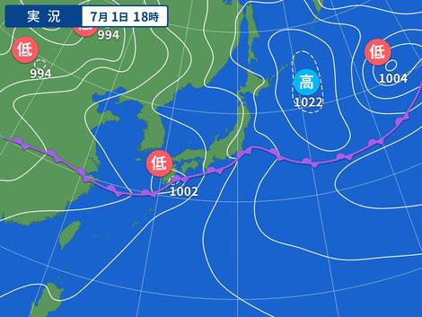 20210701   Yahoo!天気より