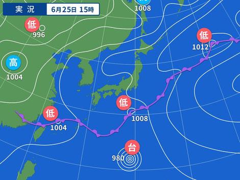 20210625  Yahoo!天気より