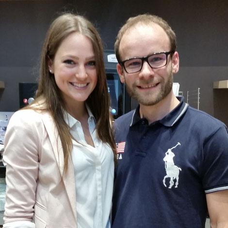 Vize-Miss-Schweiz 2014 Michèle Stofer