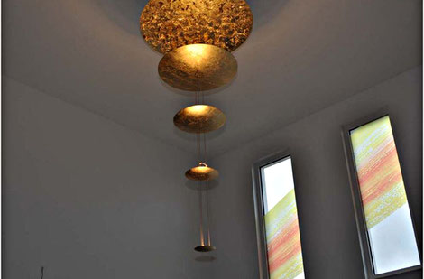 Angelika Litzkendorf - Fenstergestaltung - Kapelle