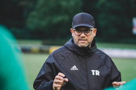 Sven Reinke: Trainer seit 28 Jahren im SC Schwarzenbek