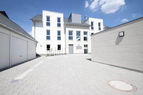 Mehrfamilienhaus in Dudenhofen 2017