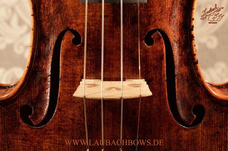 Laubach violin 268V ANTIQUE replicas violin masters from Cremona and Venice  18th century