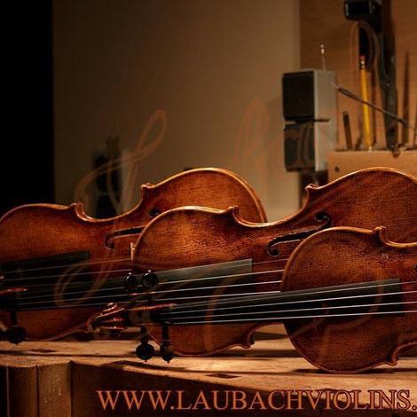 Laubach limited edition master violin