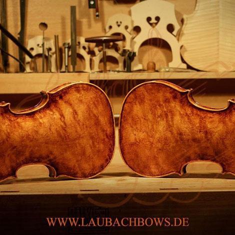 Geigenbauwerkstatt Laubach Gundelsheim bei Bamberg