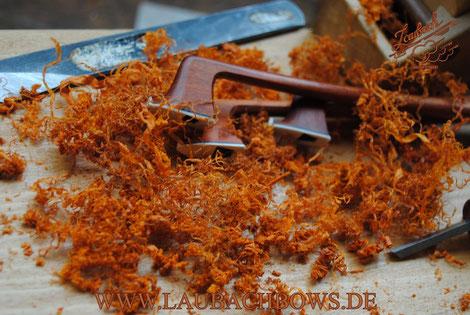 Laubach master bows for violin fine handicraft