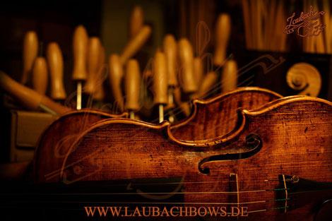 LAUBACH master Stringed instruments: violin and  viola