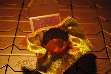 Laubach gold Rosin -  made with natural 100%  best gold !