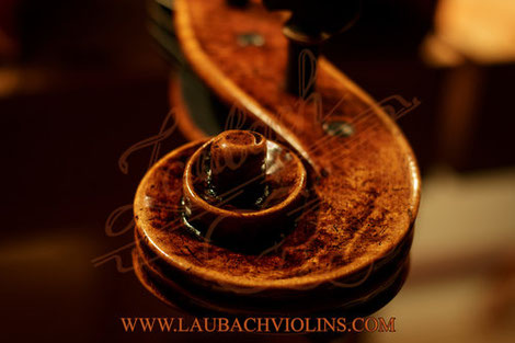Laubach cellos Limited Edition Antique Matteo Goffriller scroll !