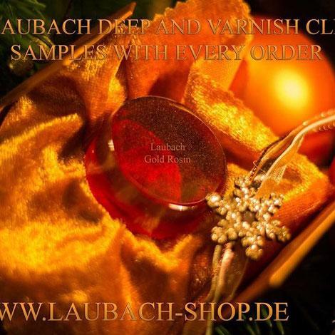 自己用的最好的德国人国 Laubach GOLD