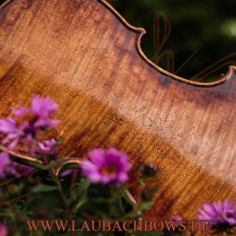 Laubach  limited edition Master violin 168-188V  style have great playability and old sound