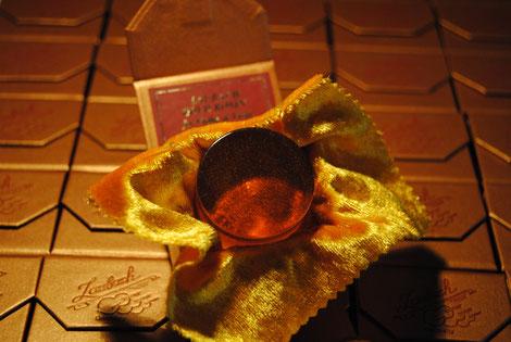 Best Laubach Gold Kolophonium hergestellt aus Naturgold 999 °