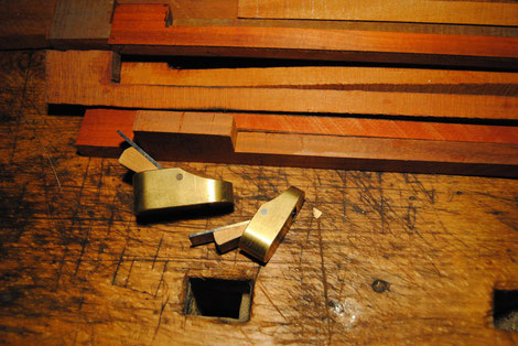 Pernambuco wood for violin master bows