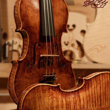 master violin varnish
