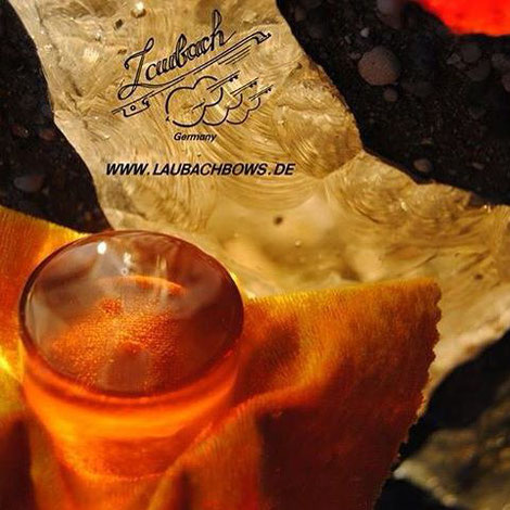 劳巴赫德国最佳金独奏小提琴小提琴