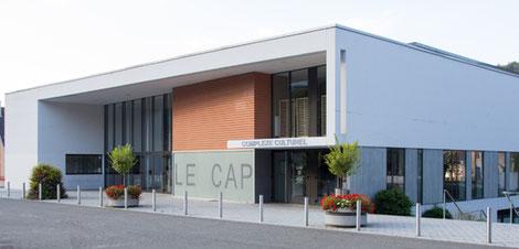 Complexe culturel; Le CAP; Saint Amarin; Alsace